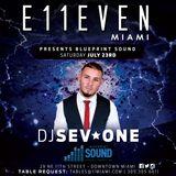 "Dj Sev One ""Blueprint Sound"" Ratchet Miami Hip Hop"