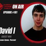 KAZAN TRANCE FAMILY ON AIR - #181 Incl. David I Guest Mix