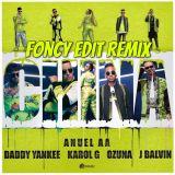 China Anuel AA Daddy Yankee Ozuna J Balvin Karol G Private Private Remix