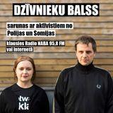 Dzīvnieku balss  #16 Sarunas ar aktīvistiem no Polijas un Somijas (2016-02-10)