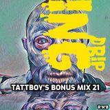 tattboy's Bonus Mix 21 - 16th June 2019 - Komplicated Dripping RnB Experimental Mash-Up..!!!