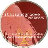 Machine at Italiansgroove Radio Show * ONE YEAR STROM:KRAFT