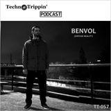 TechnoTrippin' Podcast 057 - BENVOL