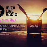 Deep Highlights Radioshow Vol.# 53 by Helly Larson
