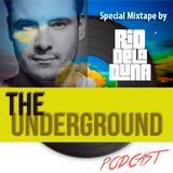 The Underground Podcast 018 ( Special Mixtape by Rio Dela Duna)