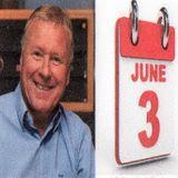 David Hamilton BBC Radios Sussex & Surrey 3rd June 2019