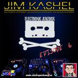 Electronic Jukebox Radioshow by Jim Kashel (Episode 6 - 20-08-2013) www.electropostaway.es