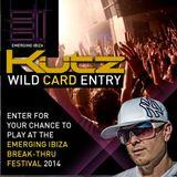 Emerging Ibiza DJ Competition - Kutz