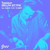 SWU FM - Typesun - May 08