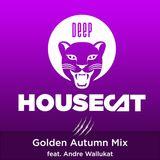 Deep House Cat Show - Golden Autumn Mix - feat. Andre Wallukat