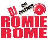 DJ ROMIE ROME - 30th Anniversary Edition-THE 80's-R&B MIX, VOL.1
