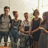Мистецтво каліграфії|Людмила Гжебовська & Олена Зень|Made in Ukraine|season 2|episode 196|