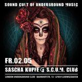@ S.C.U.M. Club (Club London Underground, Ludwigshafen) 02.05.14