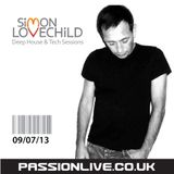 LOVECHILDS 1ST BDAY PASSION LIVE SHOW VOCAL DEEP HOUSE 1ST HOUR OCT 1