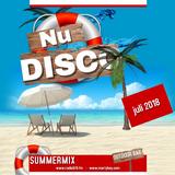 (Mix) DJ Marty Bay - Nu Disco Juli 2018