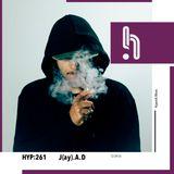 Hyp 261: J(ay).A.D