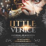 DJ JOSE live set @ Little Venice by Novolari (29-08-2015)