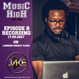 Music High Radio Show - Episode 8