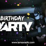 Max radio libre 21.10.2016 Birthday