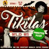 Tikilas Monster Mash - Val de Vil mix - October 2016