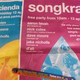 Hacienda - Songkran NY Festival - Full Moon Party Haad Rin Selection - Koh Phangan Thailand