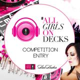 All Girls On Decks DJ Cheryl Pearce