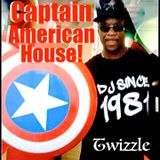 Twizzle: Captain of This American HOUSE Shit (FUNK Deep Game Changin EP)  超 Deep Sleeze UNDERGROUND!