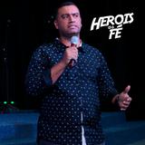 """Culto de quarta """"Heróis da Fé"""" 15-08-2018 - HEBREUS 11.8-12 - Abraão - Pr. Rodrigo"""