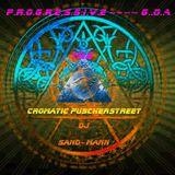 Dj .SandMann Cromatic Puscherstreet GOA Mix