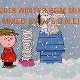 [2018 WINTER BGM MIX] MIXED BY DJ S.O.N.E]