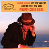 ¡Ya Basta! Live #6 - Philippe Cohen Solal (Gotan Project) (Summer Session)