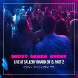 Live at Gallery Rinard 2018, Part 2