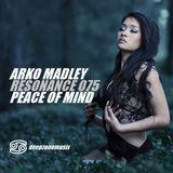 Arko Madley - Resonance 075 (2016-10-19)