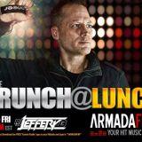 Crunch @ Lunch  DJJEFFERYB Jan 2015 ARMADAFM