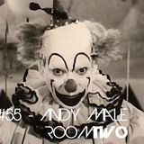 RoomTwo Mixlr Live Show - 3.3.17 - #55 - Andy Male