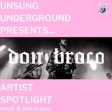 Artist Spotlight: Don Broco (feat. Ian Ross)