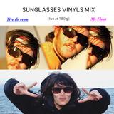 Sunglasses vinyls Mix (Tête de veau & Me Float live at 180 g)