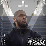 Spooky Bizzle B2B Charisma - Mode FM #NightShift 13-3-19