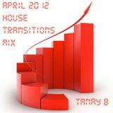 April 2012 House Transitions Mix