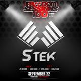 Freedom Sessions 100 - Stek