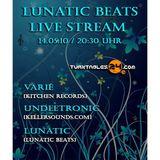 Undeetronic Live @ Lunatic Beats 14.05.2010