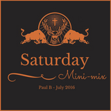 Saturday Mini-mix-July 2016