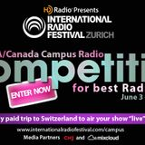 IRF Search for the Best US/Canada College Radio Jockey 2015