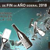 Paul Jones at Sideral BCN New Years Eve 2018