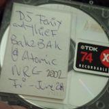 SYSTEM 6 - DJ Fenix & DJ Thief Bak 2 Bak @ Atomic NRG 2002
