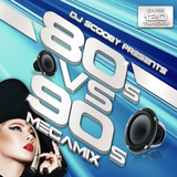 80s vs 90s Megamix (mixed by DJ scooby)