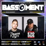 The Bassment w/ DJ Exodus 9.22.17