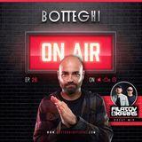 "Botteghi presents ""Botteghi ON AIR"" - Episode 26 + FILATOV & KARAS Guest Mix"