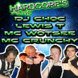 Choc b2b Lewis T w/ MC Crunchy b2b Wotsee