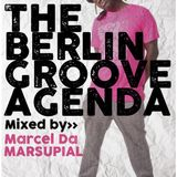 audiolatte presents THE BERLIN GROOVE AGENDA mixed by marcelle da marsupial